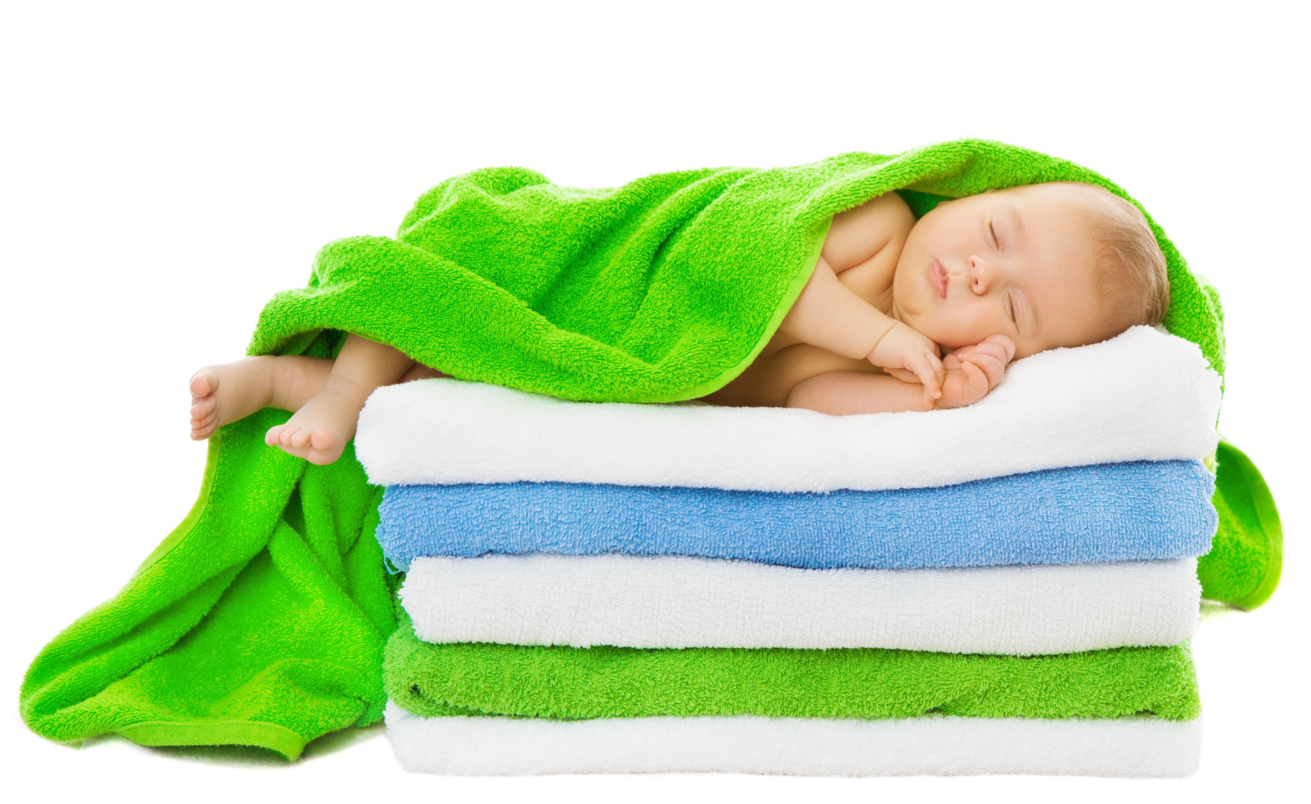 Как сделать полотенца снова мягкие